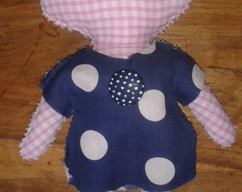 Cute Dotty Dress Dolly