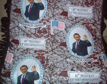 President Obama Throw