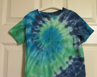 4T Tie Dye Childs T-shirt