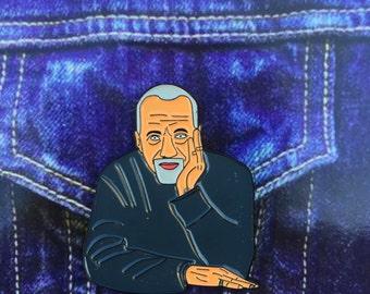 Paulo Coelho Pin
