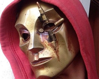 Danny NFTU mask from Hollywood Undead