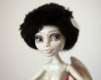 beautiful FAUN Rochelle Goyle Monster High OOAK custom repaint doll