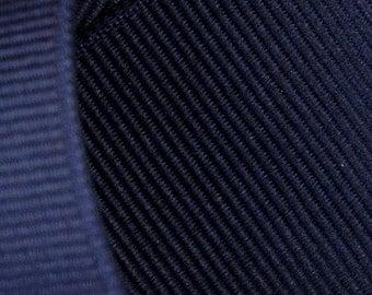 Blueberry  Blue Grosgrain Ribbon     (05-##-S-256)