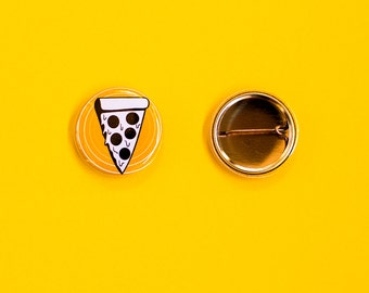 Pizza Vibes Button