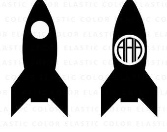 Rocket clipart | Etsy