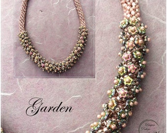 KIT diy necklace GARDEN