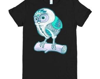 Mandala Owlet T-shirt