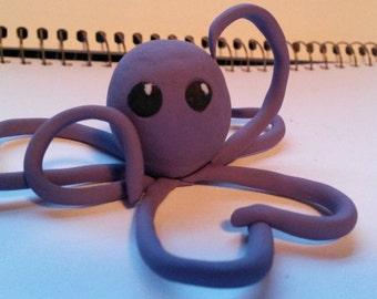 Hearty octopus