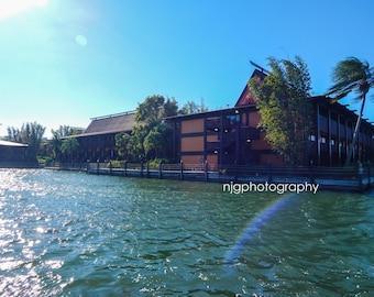 Disney's Polynesian Village Resort PRINT or DOWNLOAD