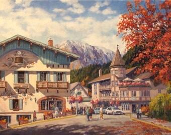 Leavenworth Autumn