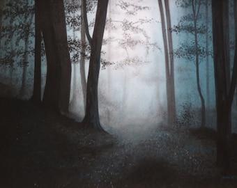 Mist Path (print)