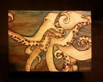 Octopus Card Box