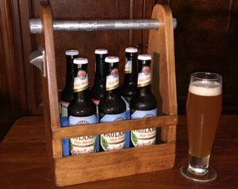 The Ultimate Beer Caddy with Ice