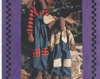 Moose Boys - Pattern only