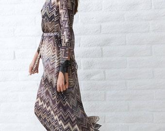 Long Caftan, maxi dress, long kaftan, caftan dress, long dress, tunic, bohemian dress, boho dress, festival dress