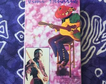 1989 Jimi Hendrix VHS