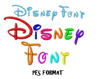 Bogo Free Font, Buy 1 take 1 font, Buy One Take one Font, Disney Embroidery Font, Instant Download, 4 Sizes, PES Format