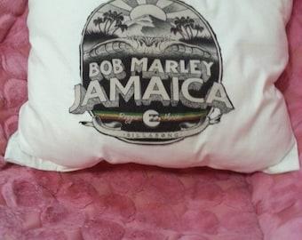 Bob Marley Custom Pillow