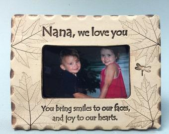 nana gifts nana frames best nana gifts grandparent gifts - Nana Frame