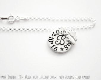 Personalised Plaque Bracelet