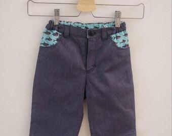 Skinny jeans shorts