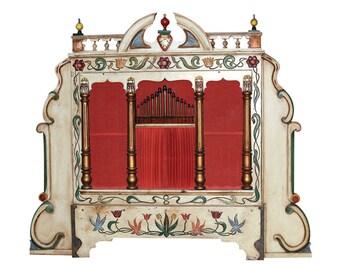 German Fairground Organ