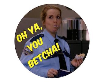 Supernatural | You betcha! Badge
