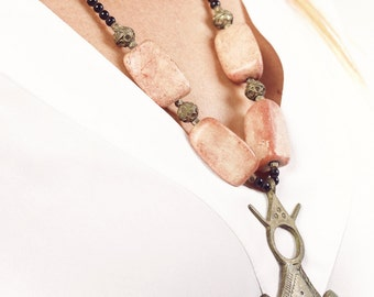 SALE! 40% discount. Masai necklace,(Antes 50,00EUR)