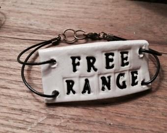 Free Range Bracelet