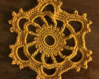 Honeycomb Doily