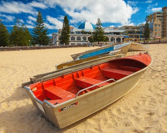 Coogee Pavillion boats Australia