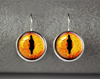 Dragon Eyes earrings, Dragon Eyes jewelry, Dragon Eyes accessories