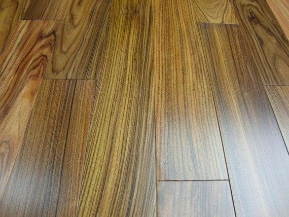 Bolivian Rosewood Flooring ~ Bolivian rosewood engineered hardwood flooring from