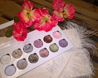 Glitter Eyes - Wedding Glitter Palette