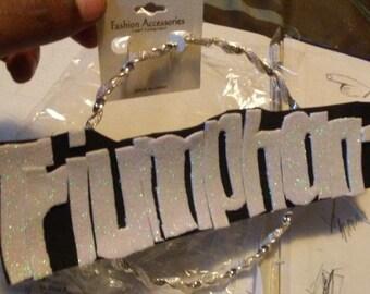 Triumphant Earrings!!!