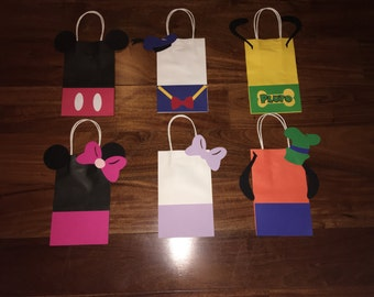 Mickey Mouse Clubhouse Goody Bags