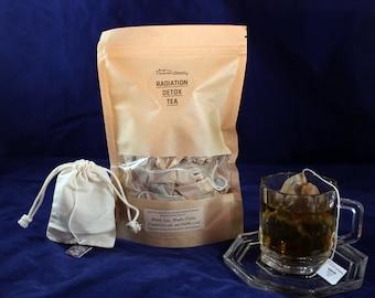 Anti-Radiation Herbal Detox Tea ( 12 unbleached tea bags)