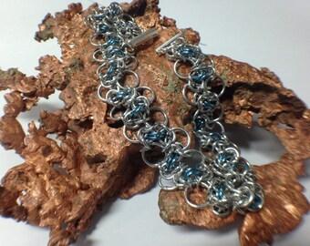 Ziggy Byzan Chain Mail Bracelet