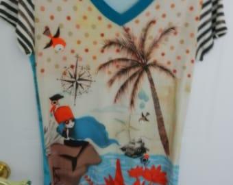 Anatopik Pirate - Tunic dress - size 44
