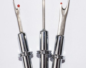 EXTRA Seam Ripper blades and Stilettos for replacement! Choose from REGULAR LARGE or Stiletto! Good to have around as spares! ~Extra Parts~
