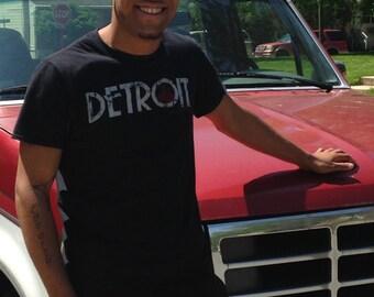 Detroit Love T-shirt