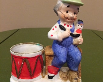 1978 Jasco Toy Maker Christmas figurine