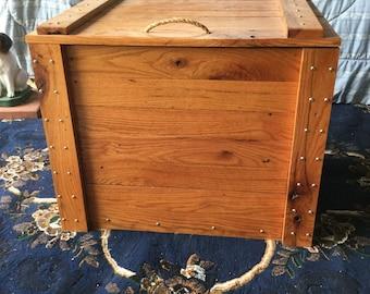 Craft Box/Fire Wood Storage