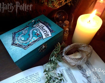 Box, Harry Potter, Slytherin