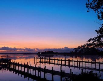 Sunrise at Acquia Landing