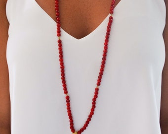UGA Game Day Necklace