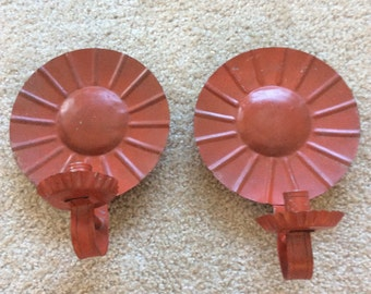 Pair of Antique Lighting Sconces