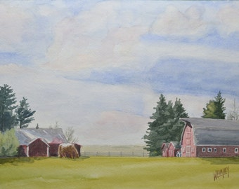 Spring Farm, Alberta