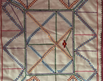 Embroidery Home Decor