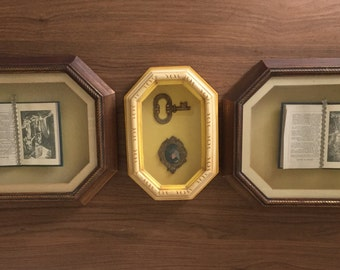 French provincial wall decor set